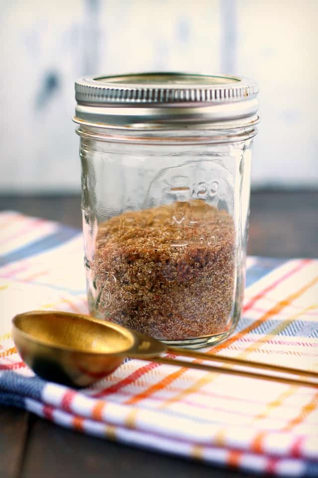 chicken spice rub recipe
