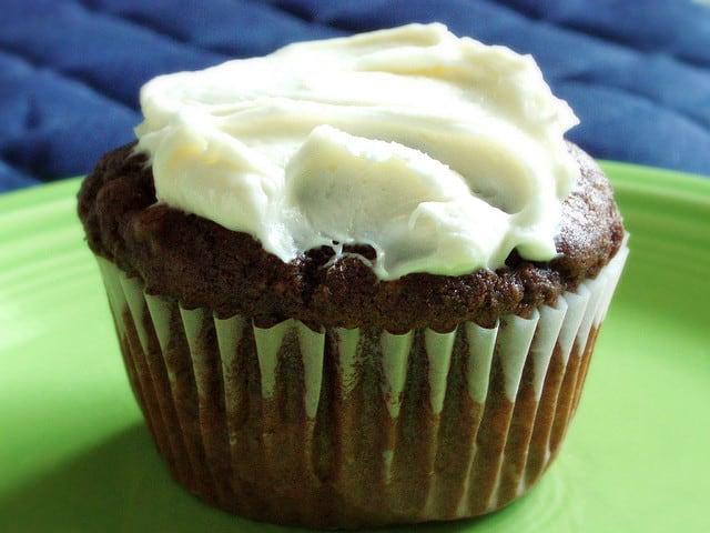 gluten free black bean cupcake recipe