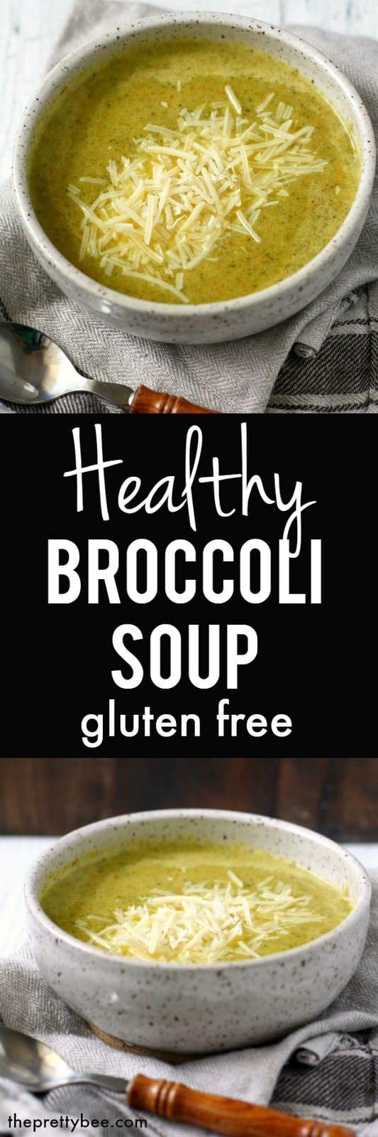 quick and easy broccoli soup recipe