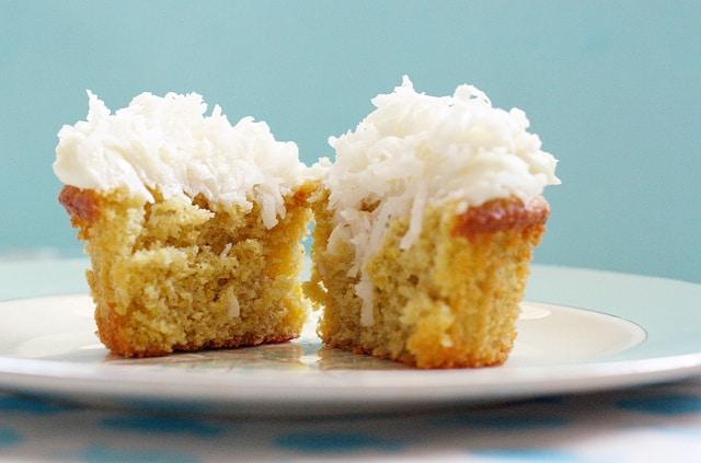 gluten free lemon cupcake recipe