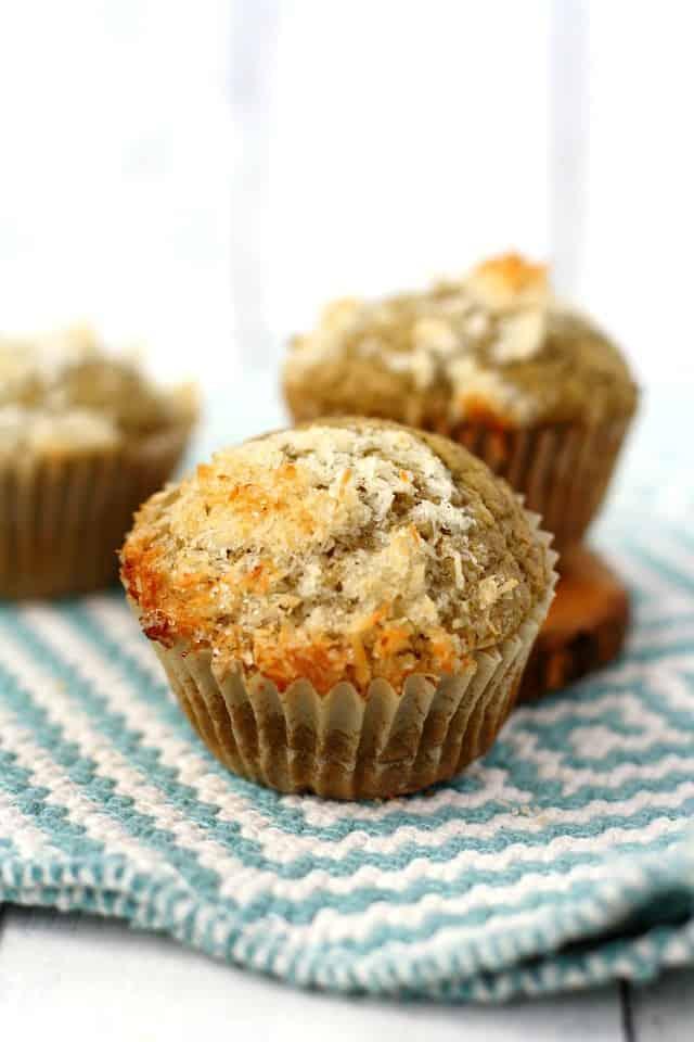 Dairy free muffins