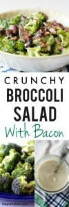 gluten free broccoli salad