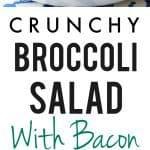 gluten free broccoli salad
