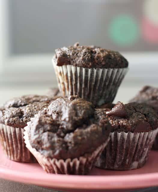 dairy free chocolate muffin recipe