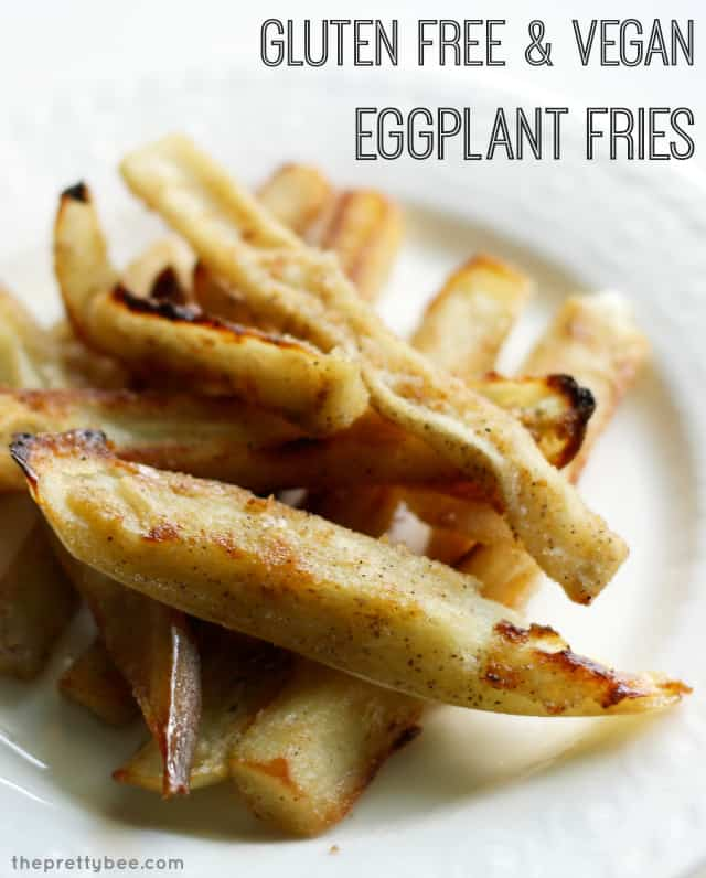 tasty eggplant fries
