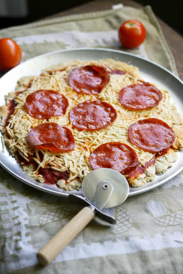 gluten free dairy free pizza recipe