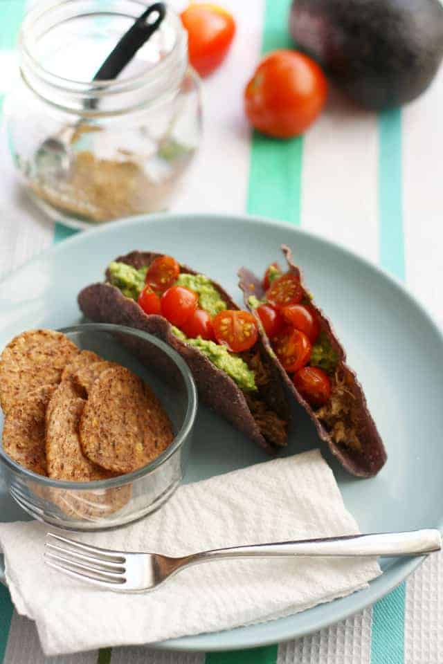 An easy recipe for taco seasoning