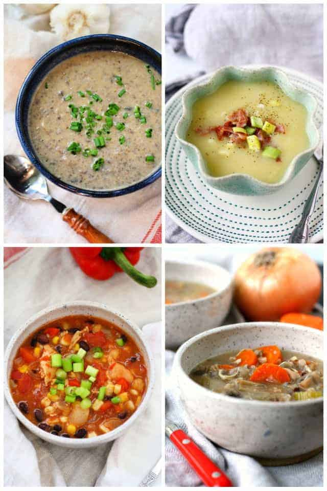 dairy free gluten free soup recipes