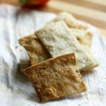 Easy Gluten Free Cracker Recipe.