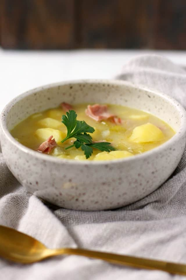 gluten free potato soup recipe