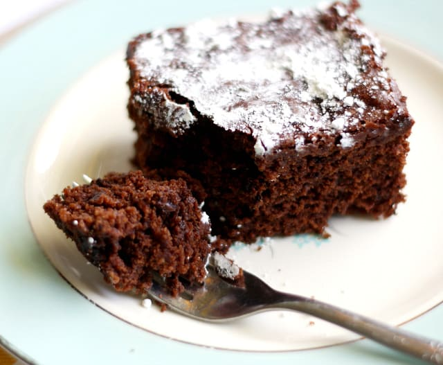 gluten free and vegan chocolate cake recipe