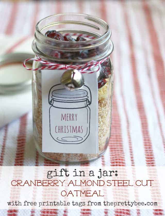 cranberry almond steel cut oatmeal