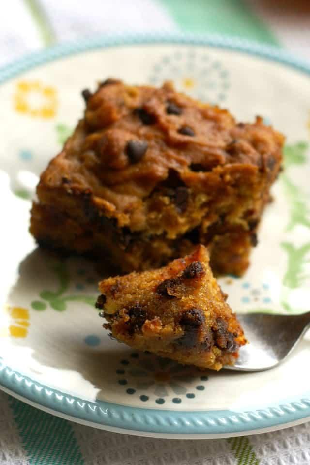easy vegan pumpkin cake
