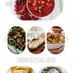 A collection of Thanksgiving meal ideas.