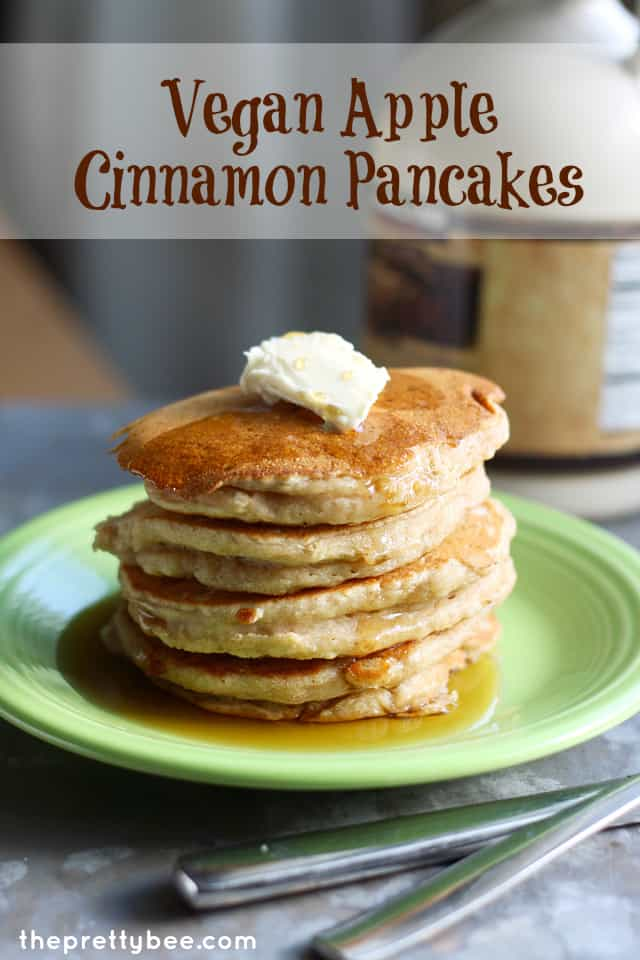 cinnamon apple walnut pancakes recipe apple buttermilk pancakes with ...