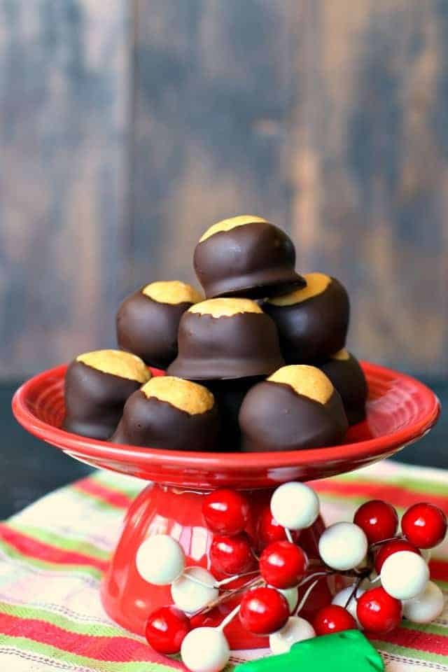 easy buckeye candies