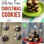 12 Days of Gluten Free Christmas Cookies.