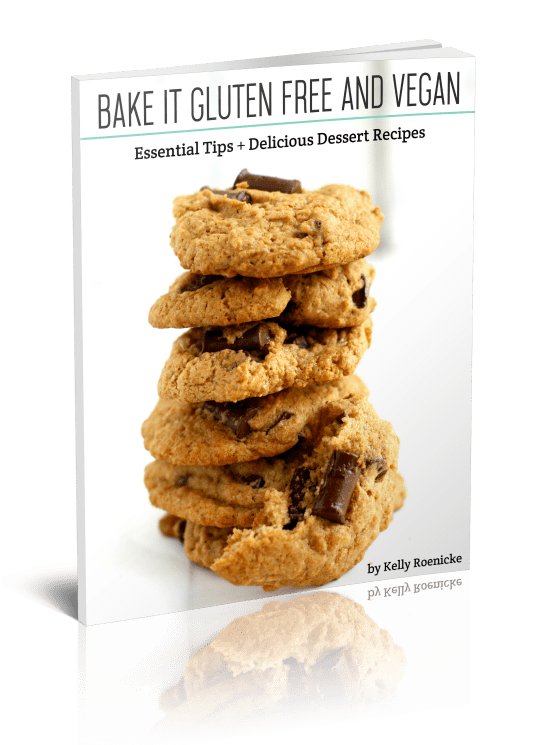 Bake It Gluten Free and Vegan - an easy to follow resource for allergy friendly baking.