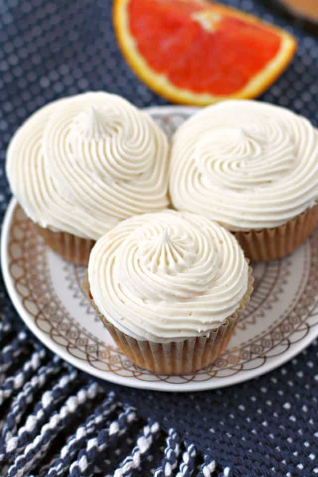 dairy free orange cupcake recipe