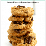 Learn how to successfully bake delicious gluten free and vegan desserts with this ebook by Kelly Roenicke.