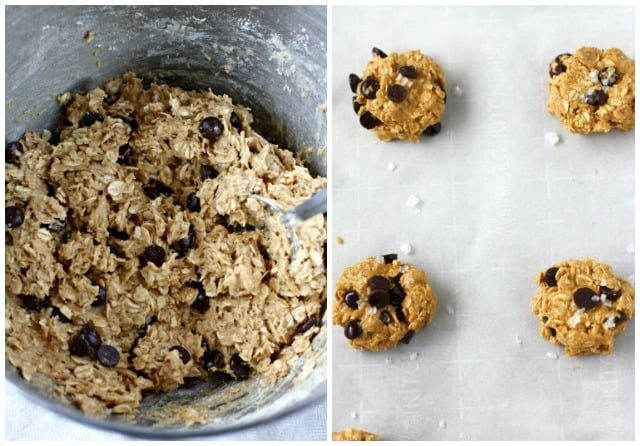 how to make salted oatmeal cookies