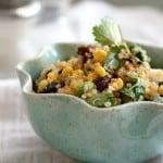 Southwestern Quinoa Black Bean Salad.