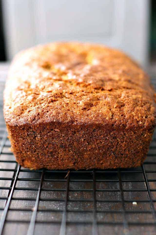 Easy Vegan Gluten Free Banana Bread The Pretty Bee
