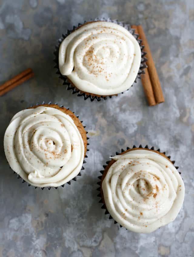 Vegan snickerdoodle cupcake recipe - a delicious treat!