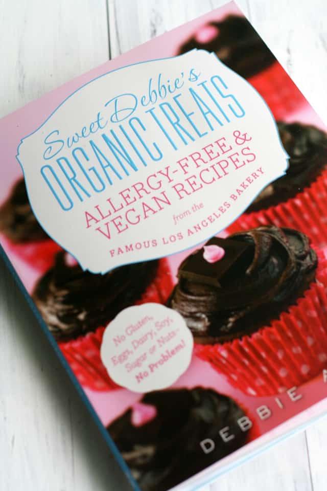 Sweet Debbie's Organic Treats Cookbook Giveaway