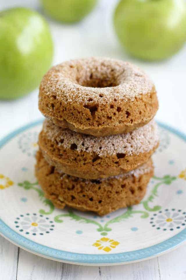 Cider Mill Donuts.