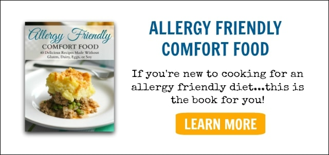 food allergy ebook
