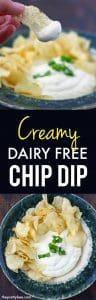 creamy chip dip