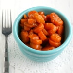 An easy and delicious recipe for glazed carrots. Such an easy side dish that everyone LOVES!