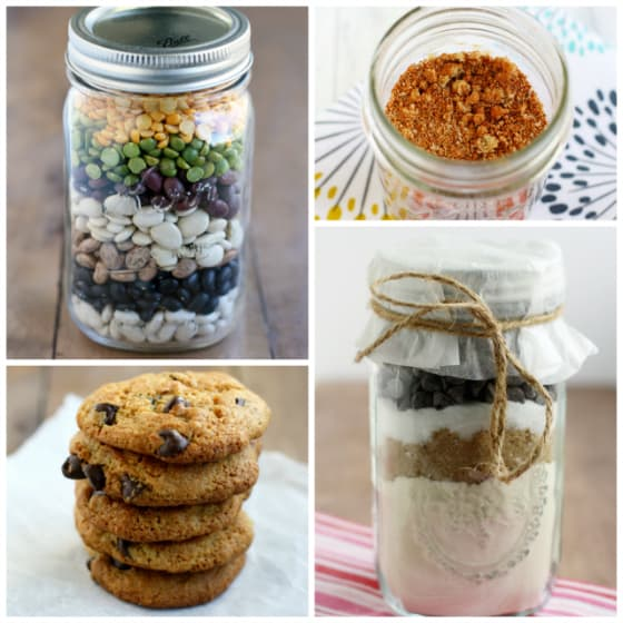 Pictures from Gluten Free Gifts in Jars