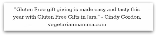 more reviews of gluten free gifts in jars