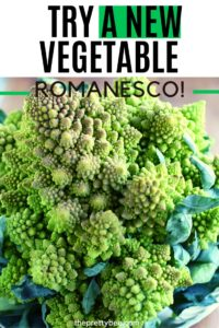 how to cook with romanesco