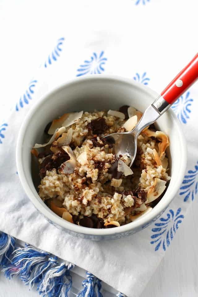 steel cut oatmeal recipe