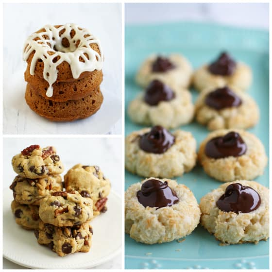 Recipes from Vegan Holiday Treats