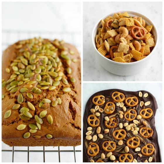 Recipes from Vegan Holiday Treats