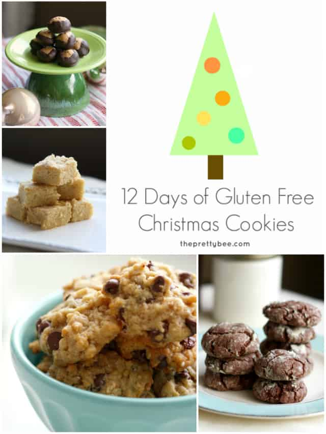 Allergy friendly recipe search the pretty bee gluten free christmas cookies forumfinder