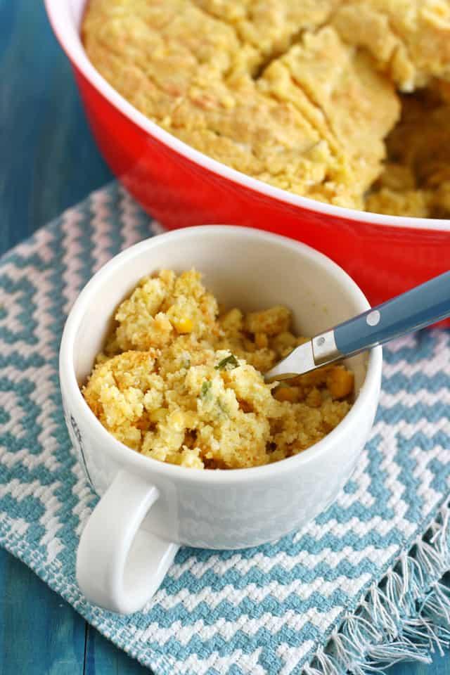 egg free corn casserole