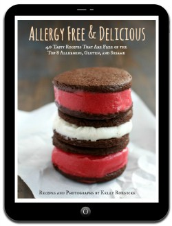 my ebook has 40 recipes that are free of the top 8 allergens