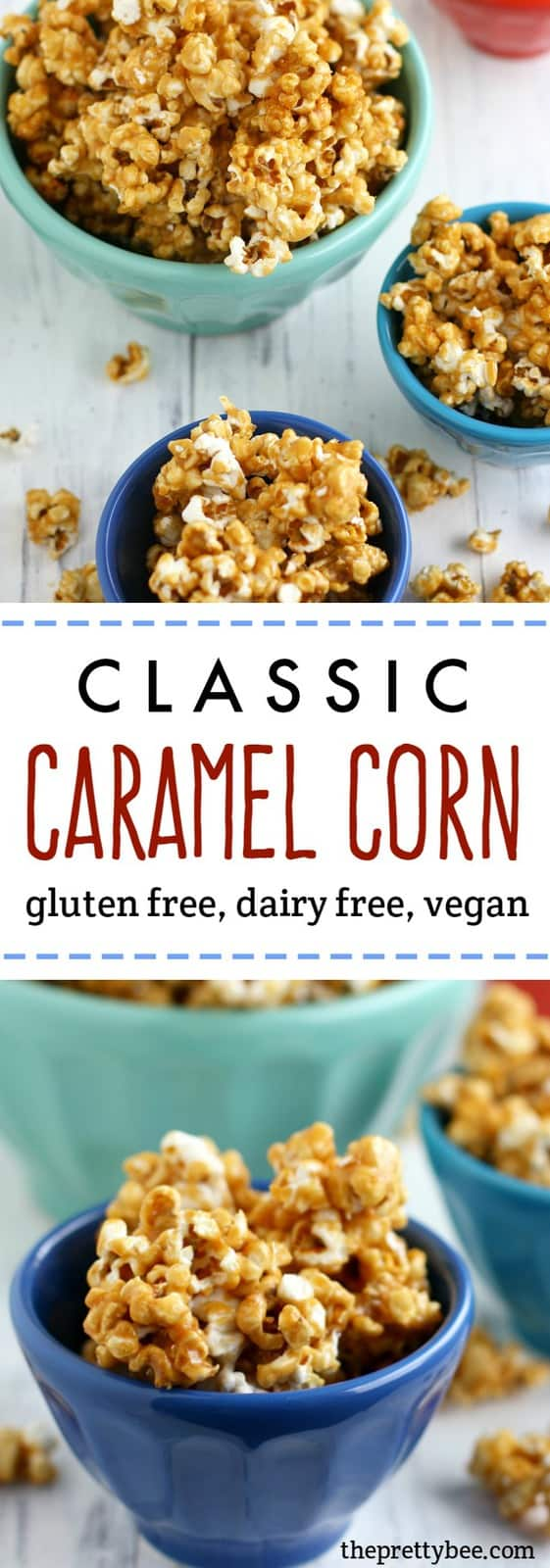 A classic recipe for deliciously crunchy and sweet caramel corn. This tasty recipe is sure to become a family favorite!