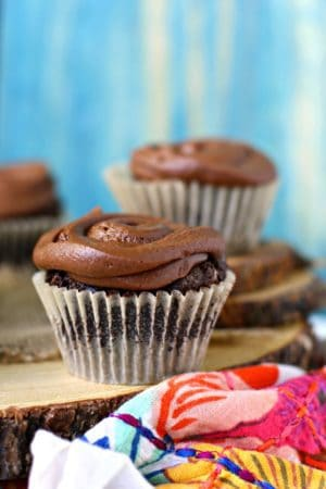 vegan gluten free chocolate cupcake recipe