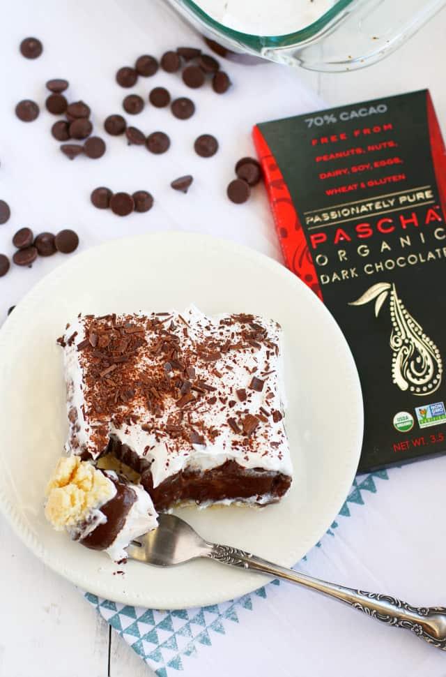 The best chocolate dessert pie
