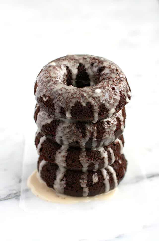 vegan chocolate donut recipe