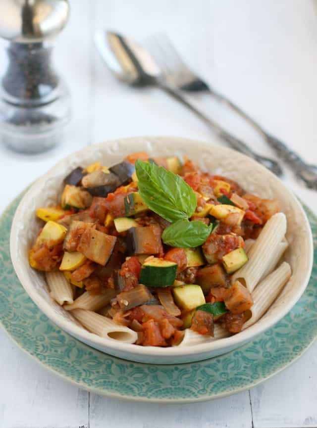 vegan ratatouille recipe
