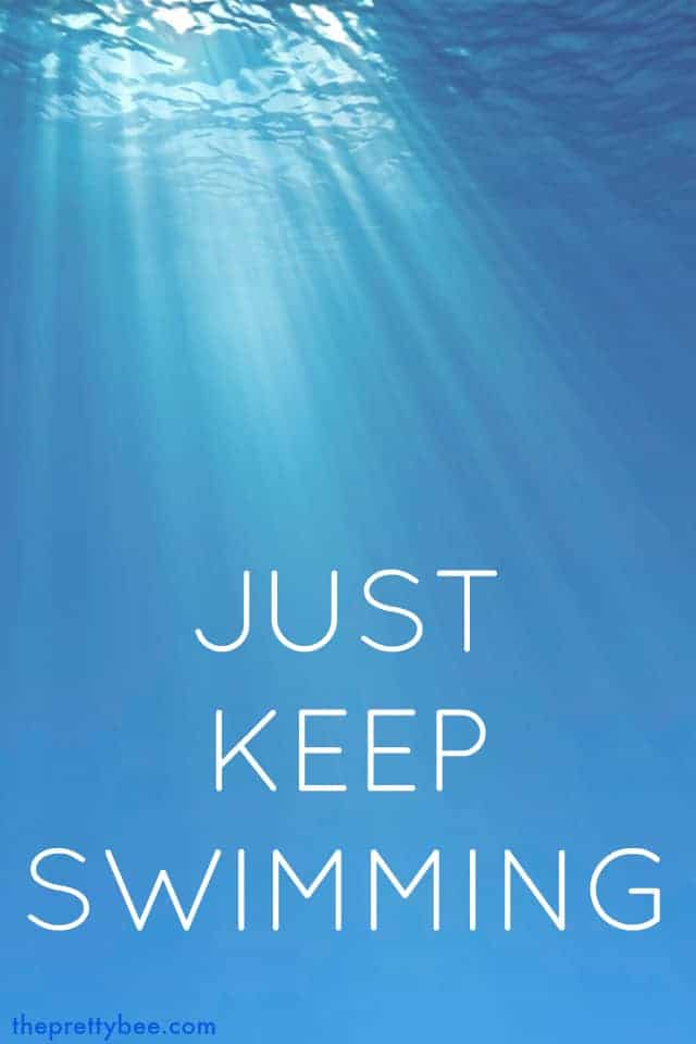 Wanderer's Pen: 12 Things I've Learned as a Writer I Wish ... |Just Keep Swimming