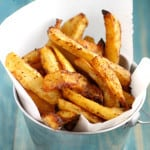 delicious oven roasted french fries