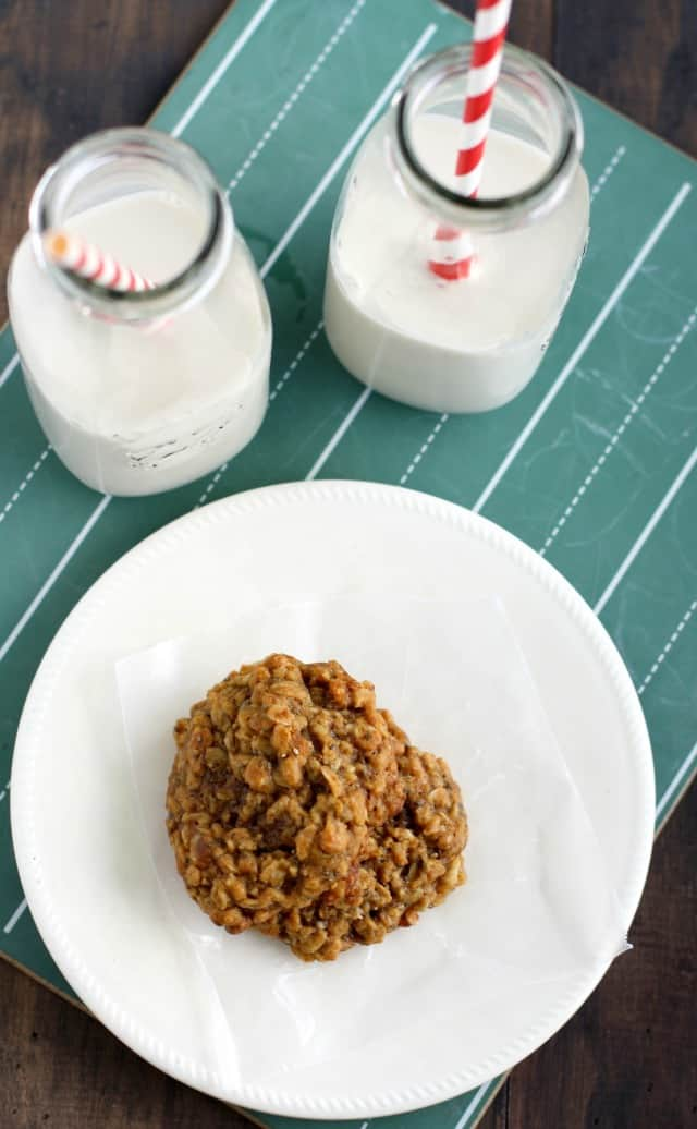 applesauce oatmeal cookie recipe